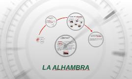 ¿Qué es la alhambra?