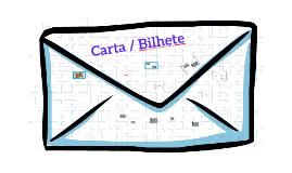 Carta / Bilhete