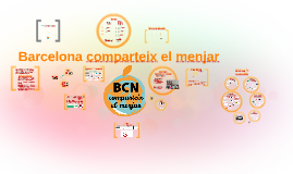 BCM 2017 BCN Comparteix el Menjar