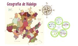 Geografía de Hidalgo