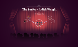 The Surfer - Judith Wright