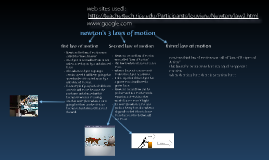 Mr.Lattanzio newton's 3 laws of motion Tom coleman