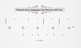 Historia de la Aviacíon y los Pioneros del Aire