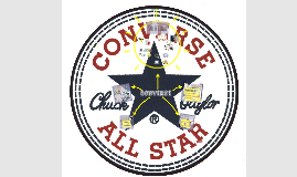 Converse- Marketing assignment