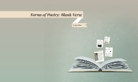Forms of Poetry: Free Verse