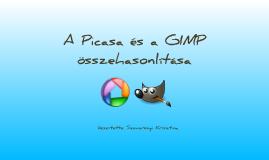 Copy of Picasa vs. GIMP