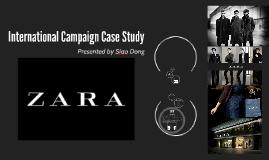 International Campaign Case Study