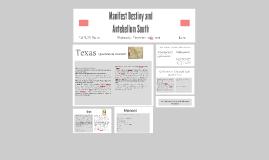 Copy of Manifest Destiny and the Antebellum South