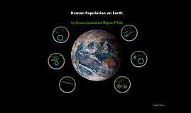 Copy of Human Population
