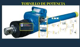 TORNILLO DE POTENCIA