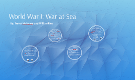 World War I: War at Sea