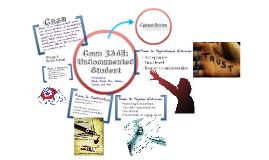 Consultation 234E: Undocumented Student