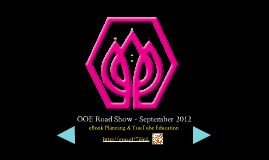 OOE Road Show - September 2012