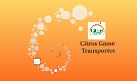 Citrus Game Transportes
