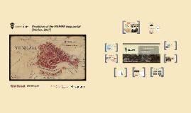 Evolution of the MAPIRE map portal [Venice, 2017]