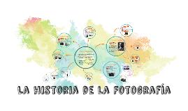La historía de la Fotografía