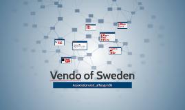 Vendo of Sweden