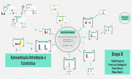 Apresentação Intro à Estatística