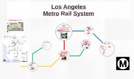 Copy of Los Angeles Metro System