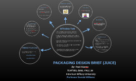 Packaging Design Brief