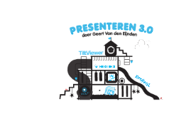 Presenteren 3.0: de digitale speeltuin