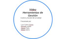 Video Herramientas de Gestión
