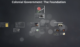 Colonial Government