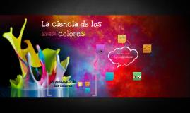 La ciencia de los colores