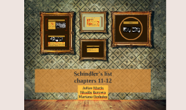 Copy of Copy of schindler's list