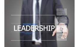 Copy of LeaderShip!