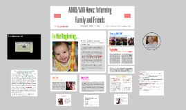 ADHD/ADD News