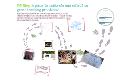 Copy of PYP Blog Project
