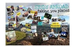 GEWW: Study Abroad
