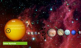 Copy of Solar System
