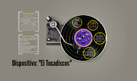 "Dispositivo: ""El Tocadiscos"""