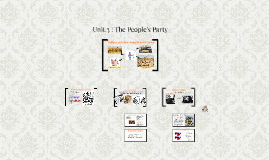 Copy of Unit? : The People's Party