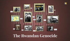 The Rwandan Genocide by Tommy Dillon Revis