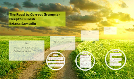 The Road to Correct Grammar
