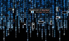 TECHNOLOGY AT REALPAGE