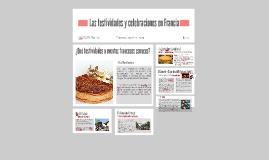 Las festividades y celebraciones en Francia