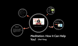 Meditation: How it Can Help You!