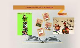 """LA LITERATURA A LA CLASSE DE """"LES GRANOTES"""""""