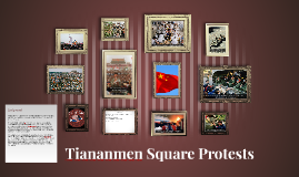 During the spring and summer of 1989, hundreds of protests e