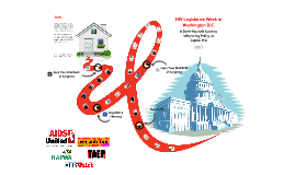 HIV Legislative Week in Washington D.C.