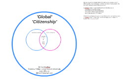 'Global' 'Citizenship'
