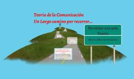 Copy of Teoría de la Comunicación
