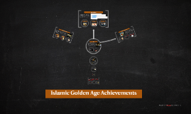 Islamic Golden Age Achievements