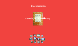De Dobberman