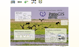 Presentación PATOGIS 10/09/14