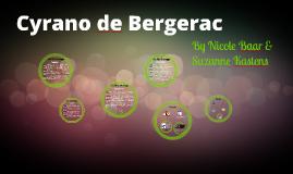 Copy of Cyrano de Bergerac